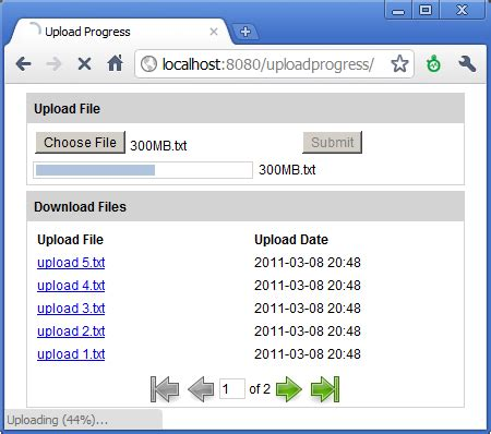 java basic file upload in gwt stack overflow