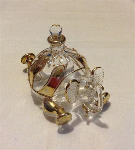 Handmade Glass Bottles - new perfume bottle handmade blown glass