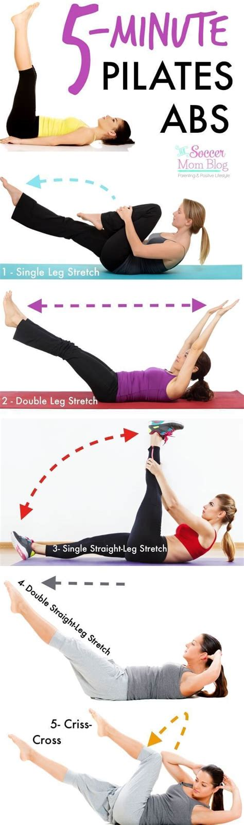 10 amazing 5 minute workouts to tone your abs inner thighs and arms bites