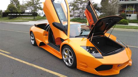 all car manuals free 2007 lamborghini murcielago engine control 2007 lamborghini murcielago lp640 rare 6 speed manual transmission
