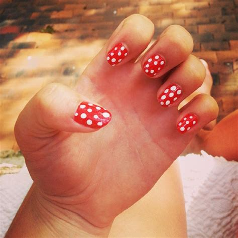 easy nail art red 26 easy nail art designs ideas design trends