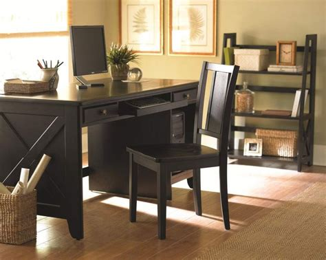 Homelegance Britanica Black Country Style Britanica Black Writing Desk Home Elegance