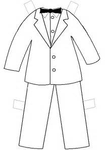 Clothing Templates by Printable Clothes Templates Paper Doll Project 4