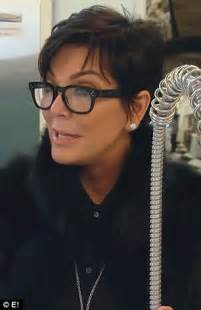 kris jenner feuds with daughter kylie who she hasn't