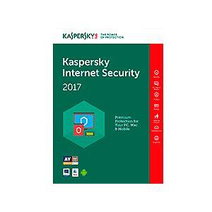 Lisensi Kaspersky Total Security 2017 1pc Devices 1 Tahun Original kaspersky security 2017 multi device 1 apparaat 1 jaar