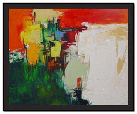 contoh layout pameran lukisan sikatxdesign aliran abstrak