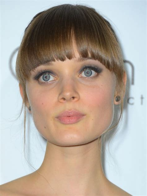 a square faced person the best and worst bangs for square face shapes