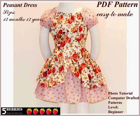 free printable patterns for toddler dresses free printable sewing patterns alexandra girls dress