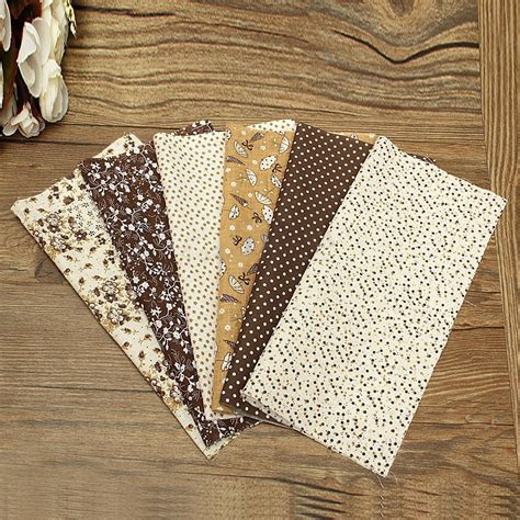 Sewing Patchwork - 15 60pcs fabric bundle cotton patchwork sewing quilting