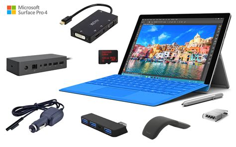 Ms Four best microsoft surface pro 4 accessories in 2018