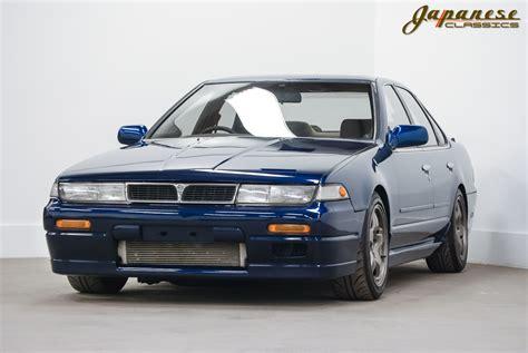 nissan cefiro japanese classics 1990 nissan cefiro rb20det