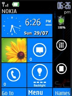 clock themes download for nokia 2700 classic pinterest the world s catalog of ideas