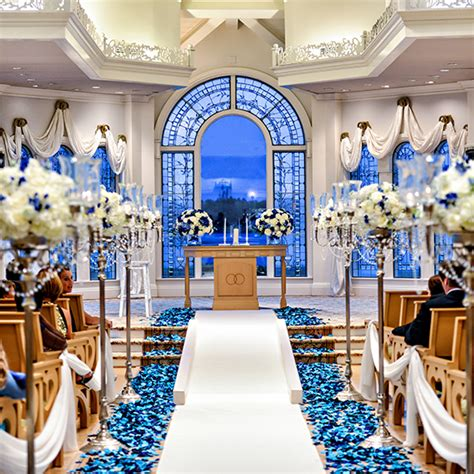 Disney Wedding Concept by Disney Wedding Concepts Showing Majestic And Fabulous