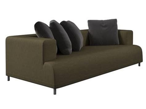 opium couch opium sofa 3d model ligne roset