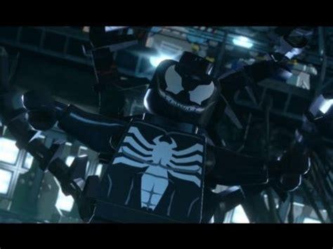 lego marvel super heroes (ps4) venom boss fight youtube