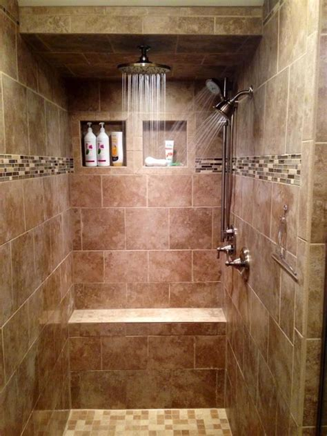 bathroom shower design 23 stunning tile shower designs page 4 of 5