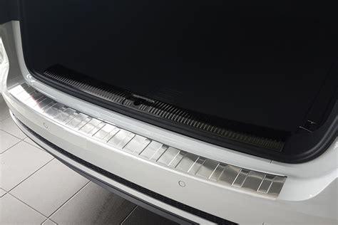 Ladekantenschutz Audi A4 Avant bumper protectors abs pu car parts expert