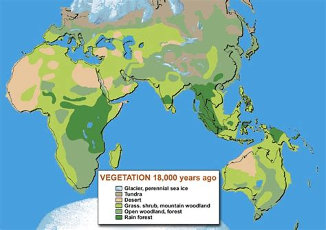 all the world is green age vegetation pluvial lakes and green