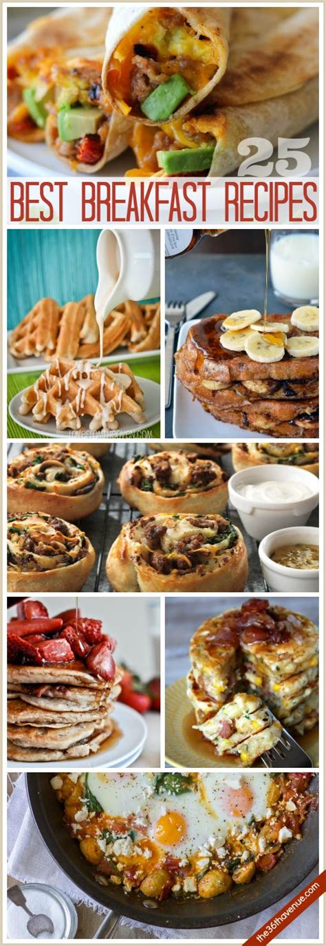 these are the best breakfast recipes ever easy to make and perfect for breakfast brunch or