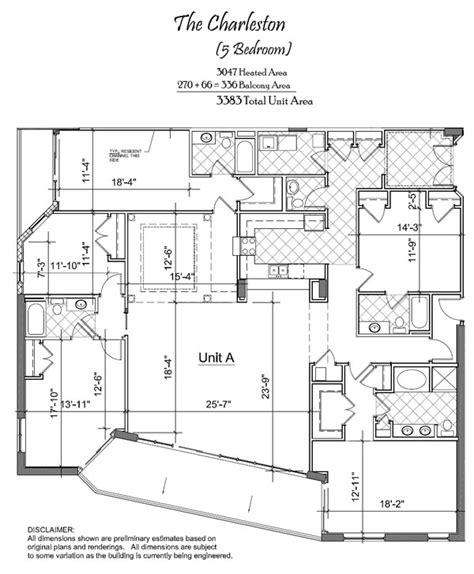 floor plan dimensioning north beach towers floor plans north beach towers in