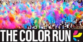 5k color run the color run belgium aftermovie