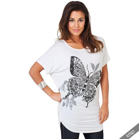 Top Bega Longsleeves Batwing womens batwing top sleeve oversized baggy
