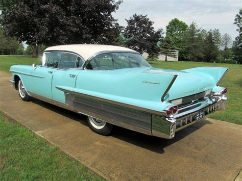 1958 Cadillac Fleetwood by 1958 Cadillac Fleetwood For Sale 1974252 Hemmings Motor