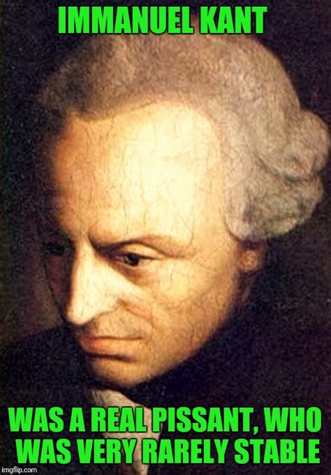 Kant Memes - philosopher drinking song imgflip