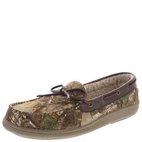 camouflage slippers realtree camo slippers by payless find products realtree