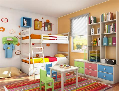 kids bedroom decor ideas bespoke bunk beds bespoke built platforms bunkbeds