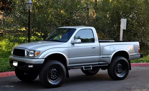 2003 toyota truck just a car 10 years of toyota truck evolution from an