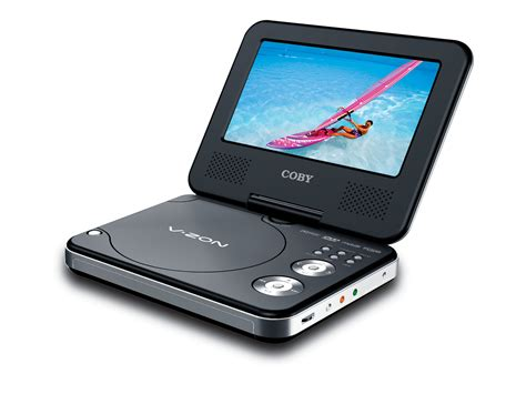 Dvd Mobil Player Mp3 coby tf dvd7307 portable dvd cd mp3 player review daily giz wiz episode 281