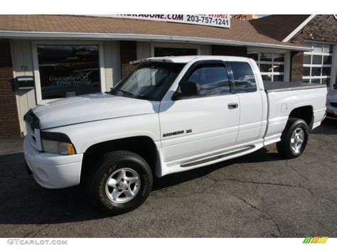 dodge ram 1500 sport 2001 2001 bright white dodge ram 1500 sport club cab 4x4