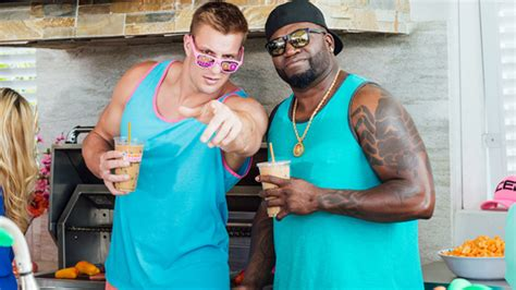 david ortiz house watch gronk and big papi s new music video for dunkin donuts 171 cbs boston