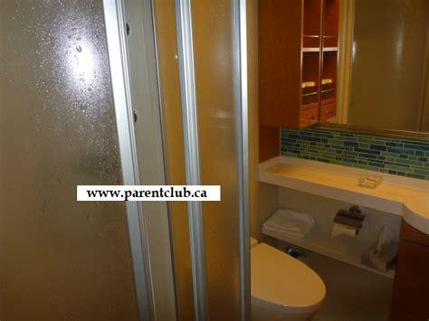 allure bathrooms allure of the seas staterooms parent club