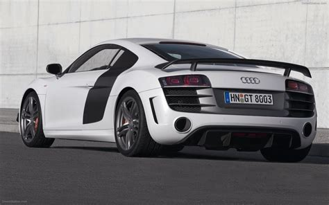 Audi R8 Gt 2012 by Audi R8 Gt 2012 Widescreen Car Wallpaper 09 Of 36