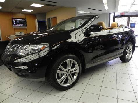 nissan awd convertible new texas nissan murano crosscabriolet used cars mitula cars