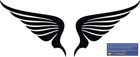 wings clip wings free images at clker vector clip