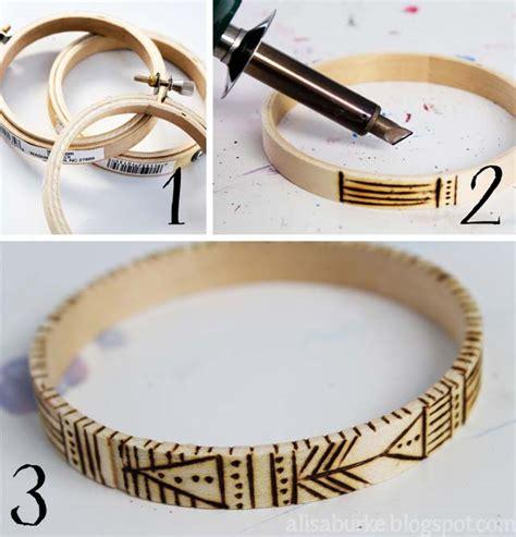 Handmade Wooden Bracelets - alisaburke handmade wooden bangles