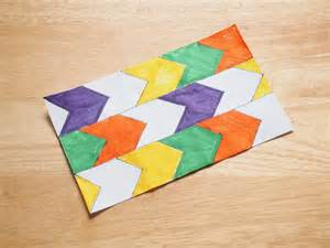 How to make a translation tessellation 8 steps with pictures