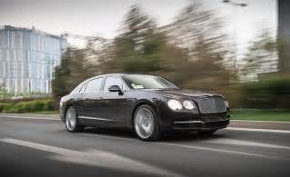 Bentley 2014 Flying Spur Car And Driver