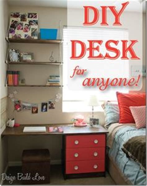 diy student desk 1000 images about dresser desk combo on desks dressers and vinyl plank flooring