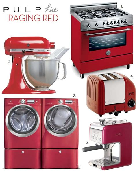 red appliances for kitchen 77 best images about red appliances on pinterest stove