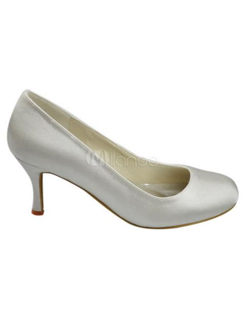 Ivory Pumps Wedding by Pumps Ivory