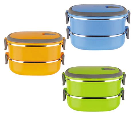 Stenlis Lunch Box Thermo Tunggal apple shape stainless steel thermo lunch box tinffin lunch box food jar mm wholesale
