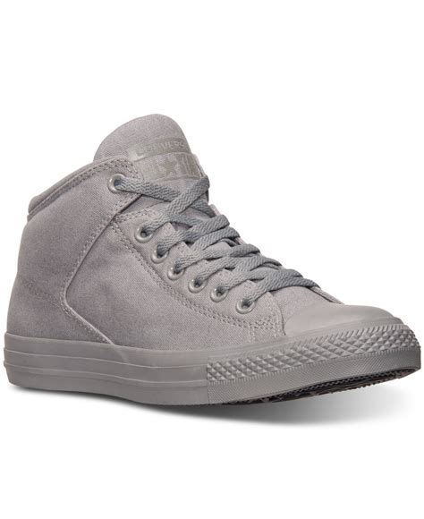 chuck shoes for lyst converse s chuck high ox casual