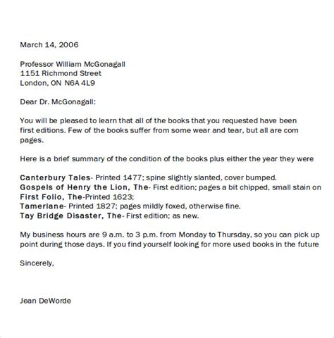 Business Letter Format Personal Personal Business Letter Template