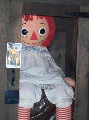 x files haunted doll annabelle the haunted doll images
