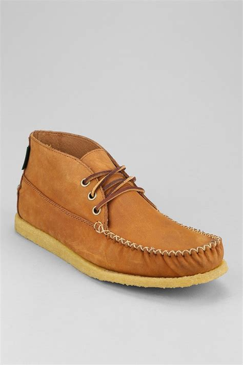 eastland shoes eastland oneida leather shoe in brown for lyst