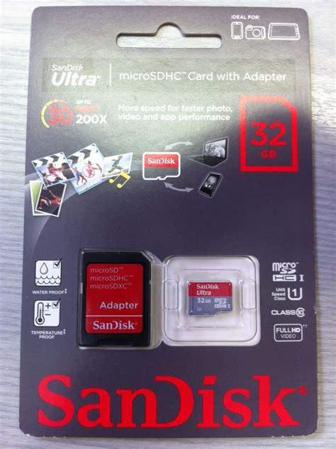 Memory Card Untuk Gopro sandisk microsd fraser hart